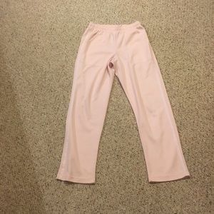 Vintage Pale pink joggers